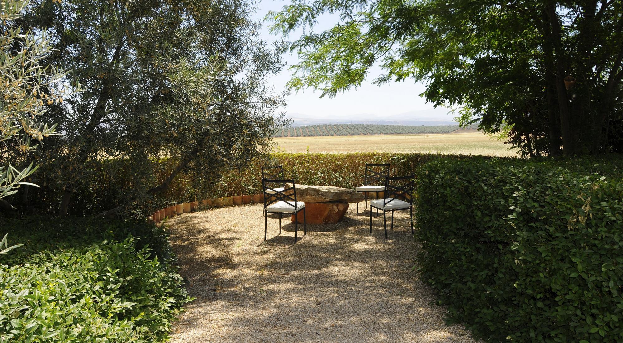 imagen del jardin